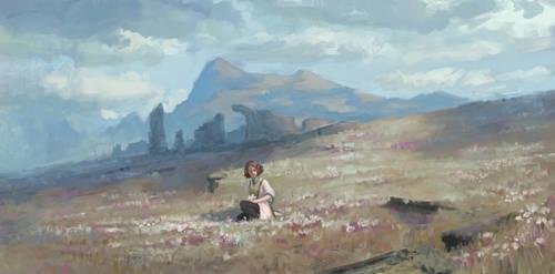 Ariadna's Tears by stephengarrett1019