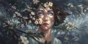 Wildflower Alchemist by stephengarrett1019