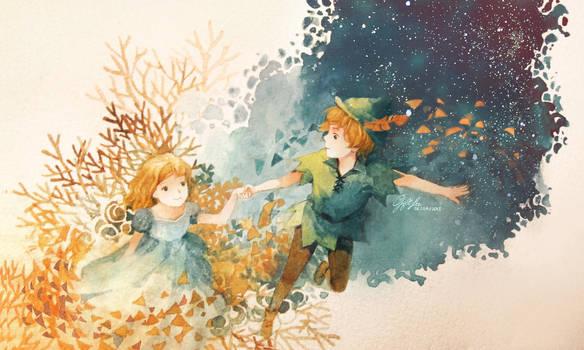 Peter Pan by GiftLee