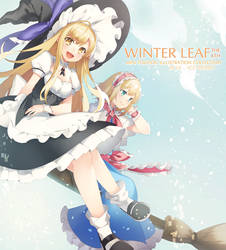 Winter Leaf the 4th by isxelle