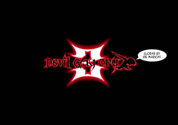 Devil Gay Cry 3 Logo by Hoskar
