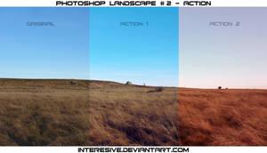 Photoshop Landscape #2 - Action by interesive