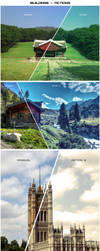 Buildings - Photoshop Actions by interesive