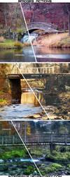 Bridges - Photoshop Action by interesive