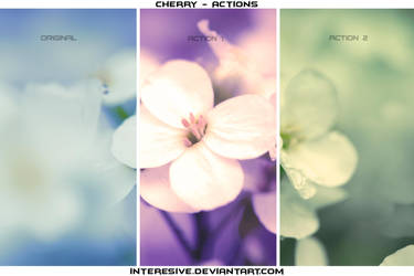 Cherry - Actions by interesive