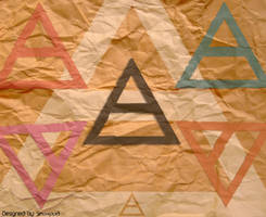 Thirty seconds to mars - Triad by sinaxpod