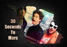 Thirty seconds to mars Iran by sinaxpod