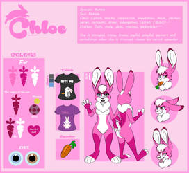 Chloe Reference by Foxy-page
