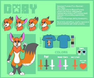 Doby Reference by Foxy-page