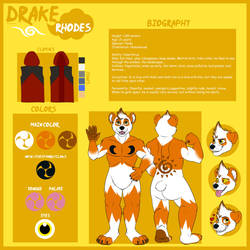 DRAKE REFERENCE by Foxy-page