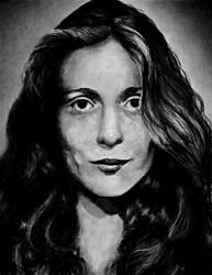 Self-portrait by MissAway