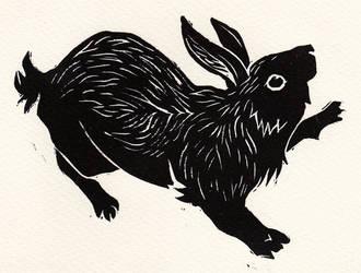 Rabbit no. 1 by mimetalk