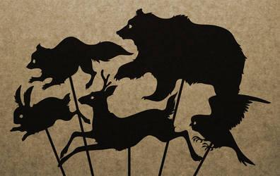 Wild Animals by mimetalk