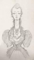 The Fine Woman by mimetalk