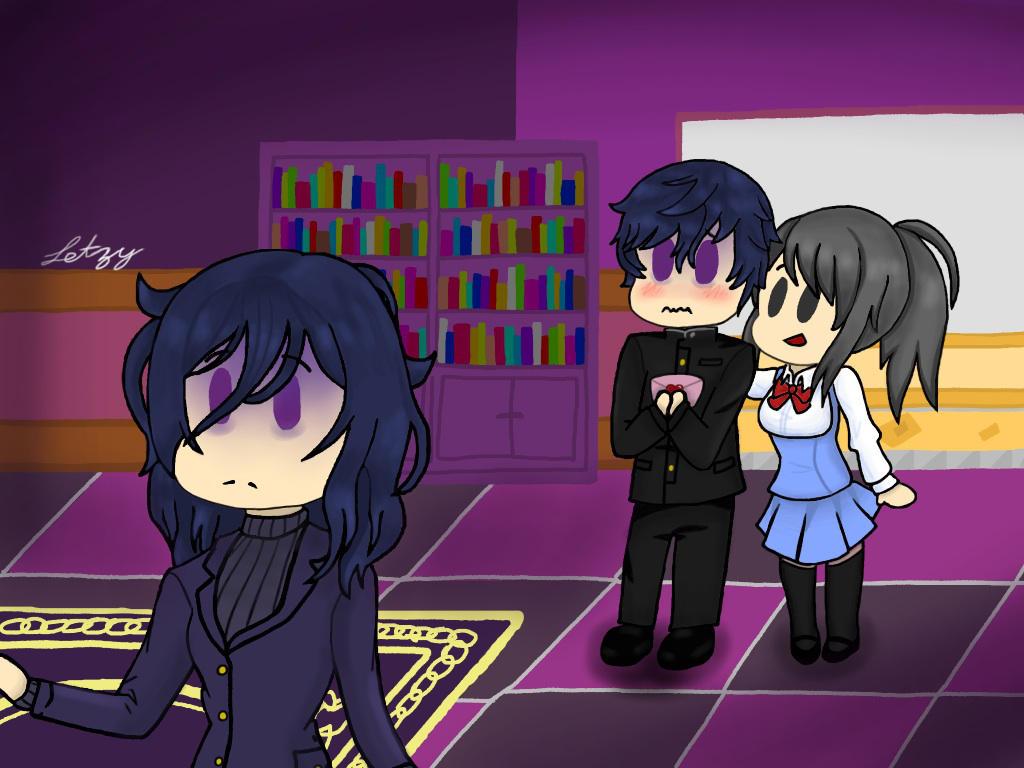 matchmaking manga