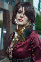 Morrigan cosplay [2] by SeleneDrummond
