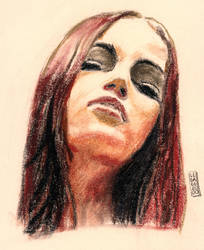 Femme Trois by legreg-art