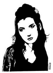 Mina by legreg-art