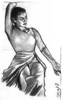 Femme deux by legreg-art