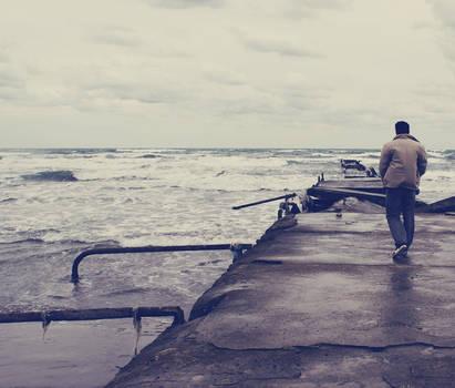 alone. by seloart