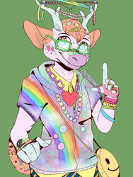 Decora Deer by candy-hybrid