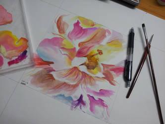 Flower by Kiara-darking