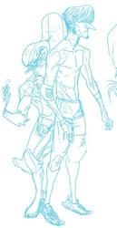 stretchfunk by JohnnyGoGo