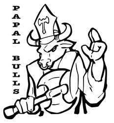Papal Bulls by ejamesheil
