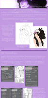 Coloration Tutorial by gaarachaosqueen