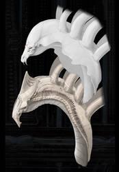 Shiberlaah spacesuit concept by Kredri