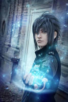 Final Fantasy XV - Noctis 4 by Krisild