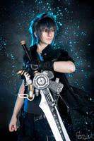Final Fantasy XV - Noctis - Duty calls by Krisild