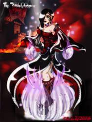 The witch queen byLudra-Jenova by TwistedNerveAsylum