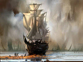 Ship by annisahmad