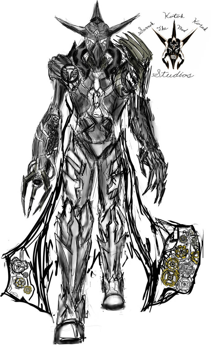 Internalized Selves - Fixer (detailed, cloak) by Korak-the-Mad