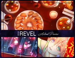 [Preview] Revel Artbook by ShiyumiChan