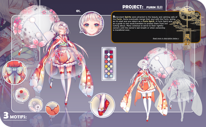 [CLOSED]AUCTION ADOPTABLE 01| PROJECT: FURIN by ShiyumiChan