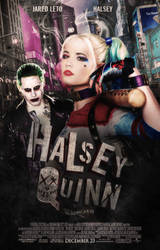 Halsey Quinn (PSD) by yarencakir