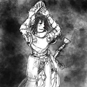 I Will Be Your Knight by ninja1361
