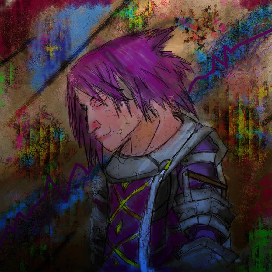 Maxwell the Prince by ninja1361