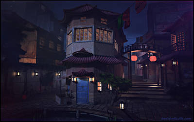 China Street by Cerebrate