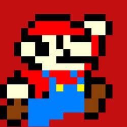 Mario by EpochFlipnote