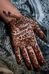 We all heart dA by HananeMOUJAHID