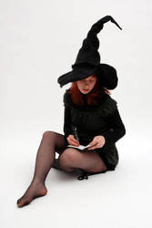 Witch 11 by Meltys-stock
