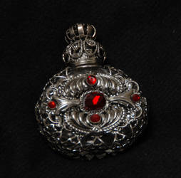 jewel flask 2 by Meltys-stock