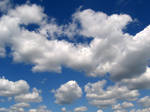 blue sky 1 by Meltys-stock