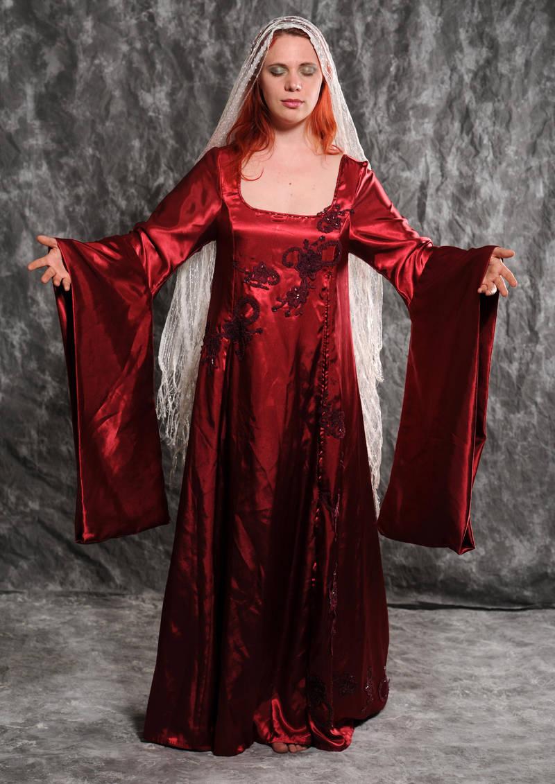 Priestess of Gehinnom 13 by Meltys-stock