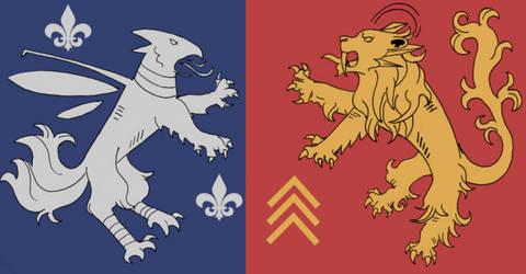 Heraldry by SuperRara