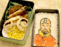 LoK: Tenzin Bento by mindfire3927