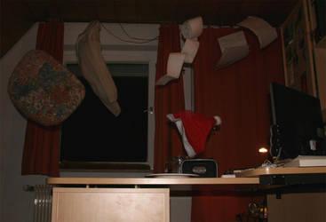 Hey, come down. by delphile